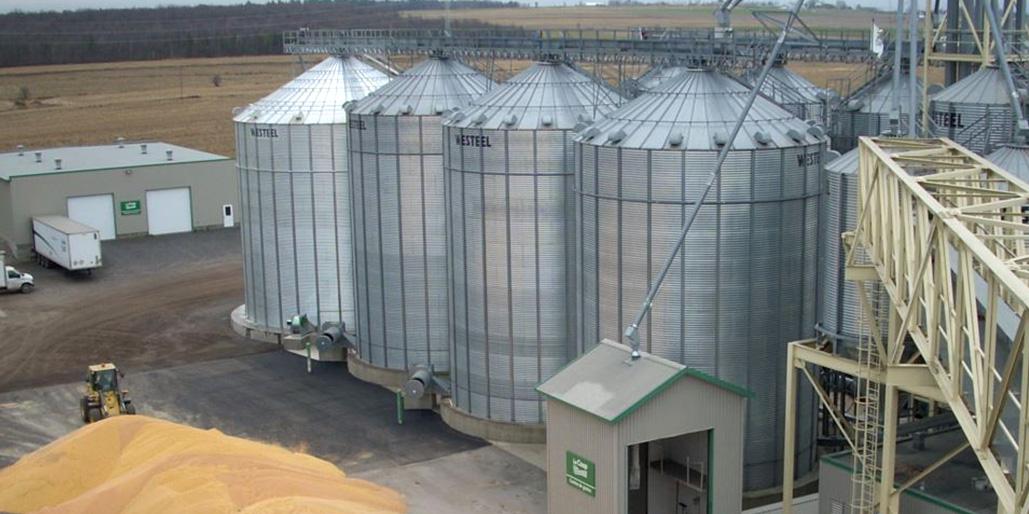 Meuneries et centre de grains - Avantis Coopérative