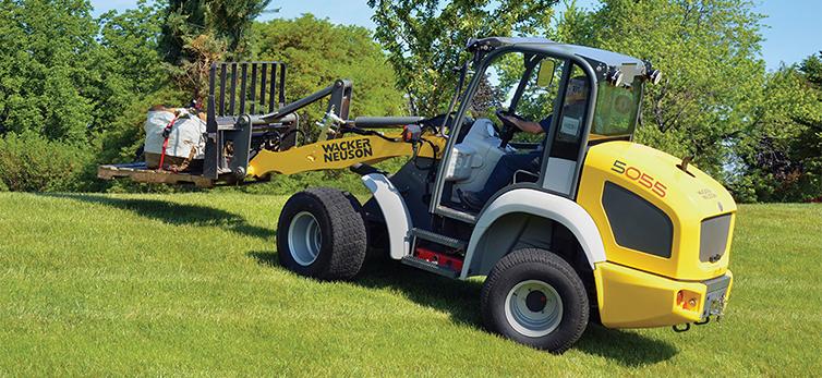 Tracteurs agricoles et équipements industriels - Avantis Coopérative